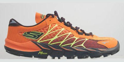 Footwear, Product, Brown, Shoe, Sportswear, Athletic shoe, Orange, White, Amber, Logo,