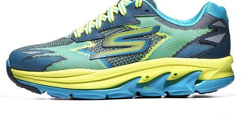 Footwear, Blue, Product, Yellow, Shoe, Green, Athletic shoe, Sportswear, White, Aqua,