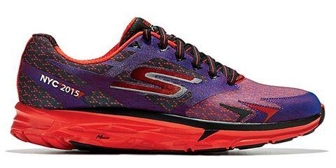 Footwear, Product, Shoe, Sportswear, White, Red, Athletic shoe, Carmine, Logo, Fashion,