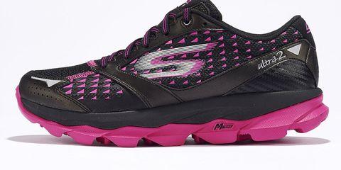 Footwear, Shoe, Product, Purple, Magenta, Sportswear, Athletic shoe, White, Pink, Violet,