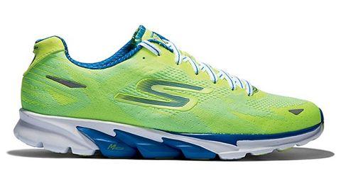 Footwear, Blue, Product, Green, Shoe, Athletic shoe, White, Sportswear, Line, Aqua,