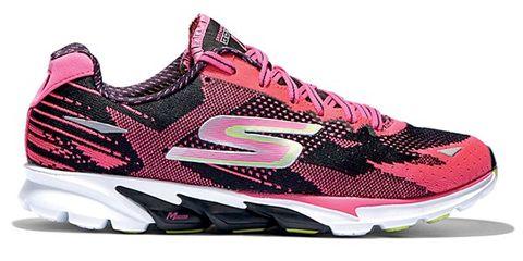 Footwear, Product, Shoe, Athletic shoe, Sportswear, White, Magenta, Pink, Sneakers, Carmine,