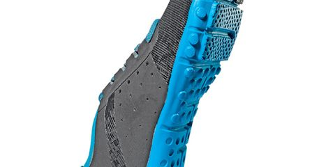 Blue, Shoe, Aqua, Teal, Turquoise, Electric blue, Azure, Musical instrument accessory, Synthetic rubber, Sock,