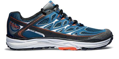 Footwear, Blue, Product, Shoe, Sportswear, Athletic shoe, White, Sneakers, Line, Running shoe,