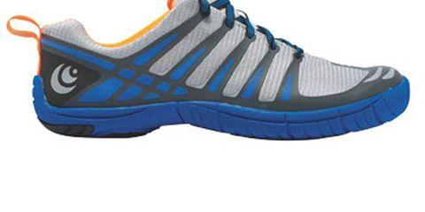 Footwear, Blue, Product, Shoe, Sportswear, White, Athletic shoe, Line, Sneakers, Logo,