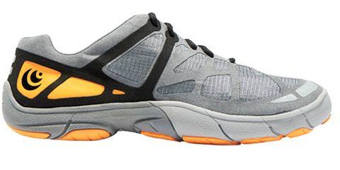 Footwear, Product, Shoe, Sportswear, Athletic shoe, Orange, White, Sneakers, Line, Running shoe,