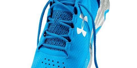 Footwear, Blue, Product, Shoe, Athletic shoe, Sportswear, White, Running shoe, Aqua, Teal,
