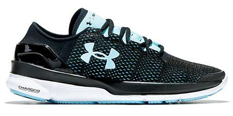 Footwear, Product, Shoe, Athletic shoe, White, Sportswear, Line, Logo, Carmine, Azure,