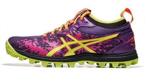 Footwear, Product, Shoe, Athletic shoe, Purple, Sportswear, White, Magenta, Pink, Violet,