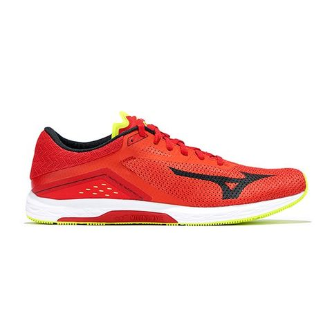 mens running shoes Mizuno Wave Sonic