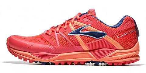 Footwear, Product, Shoe, Sportswear, Red, Athletic shoe, White, Orange, Sneakers, Light,