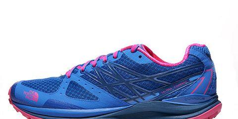 Footwear, Blue, Shoe, Product, Sportswear, Athletic shoe, White, Red, Running shoe, Sneakers,