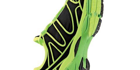 Green, Athletic shoe, Running shoe, Synthetic rubber, Sneakers, Cleat, Walking shoe, Outdoor shoe, Cross training shoe, Graphics,