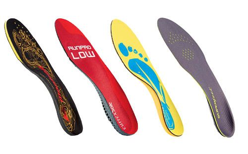 Study: Cushioned Insoles Reduce