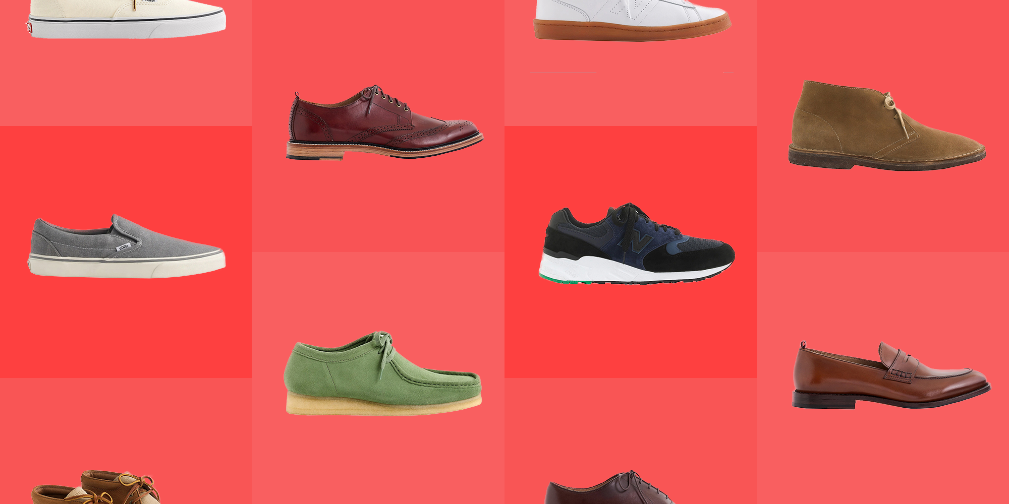J.Crew Just Took Up to 50% Off Your Favorite Sneakers (and Shoes, and Boots)