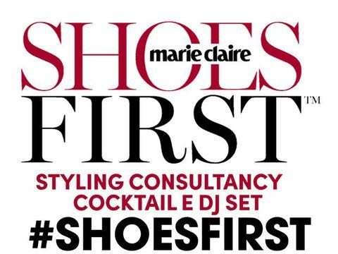 shoes first Save the date: Milano, Rinascente in Duomo, il 20 marzo. A Roma, alla Rinascente di via del Tritone, l'appuntamento è invece per il 22 marzo. L'orario è per entrambi dalle 18 alle 20
