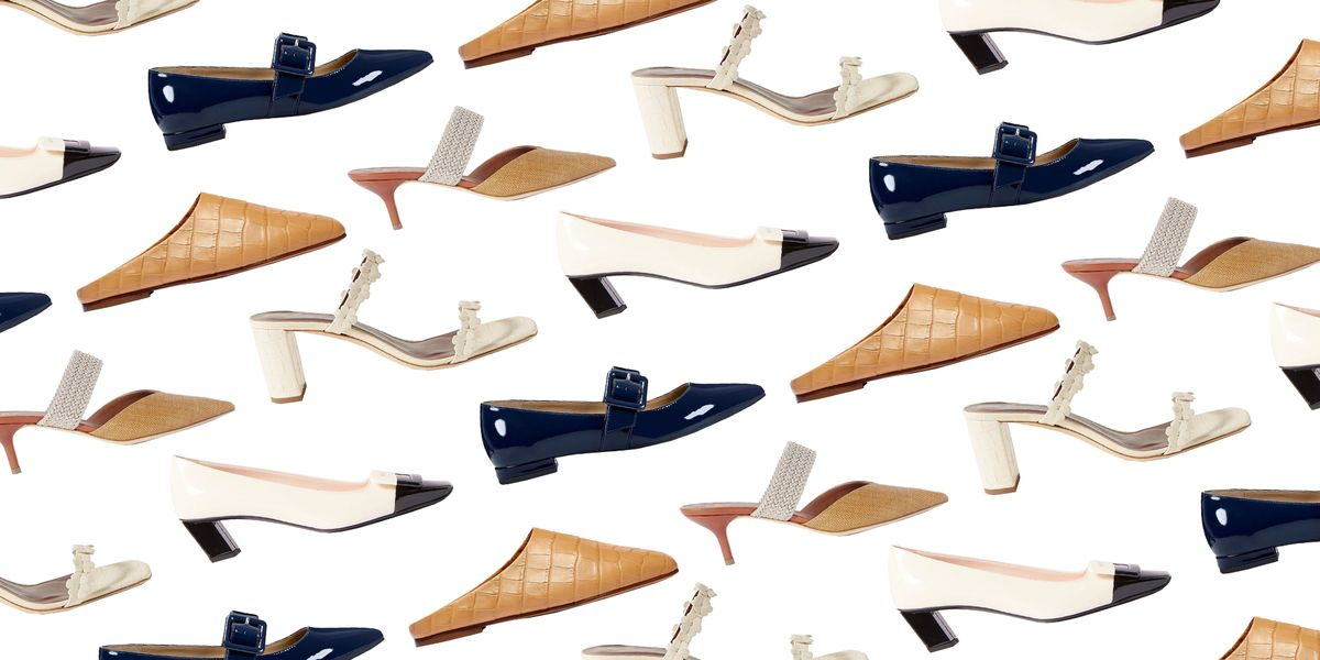 14 Pairs of Shoes From Slides to Sandals That You Need This Spring