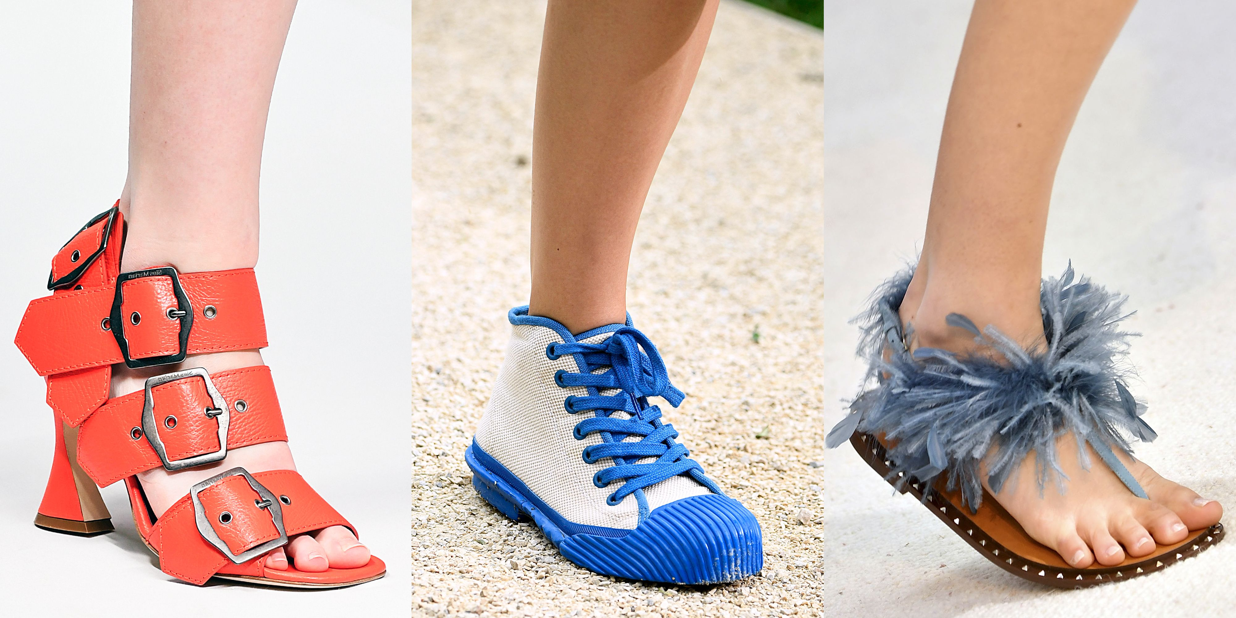 huge selection of 9640e 10409 7 Shoe Trends for 2019 - Flats, Sandals, Heels, Boots, and Sneaker Trends  for 2019