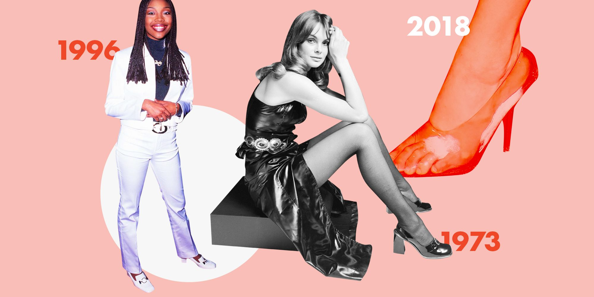 The Shoe Everyone Was Wearing the Year You Were Born