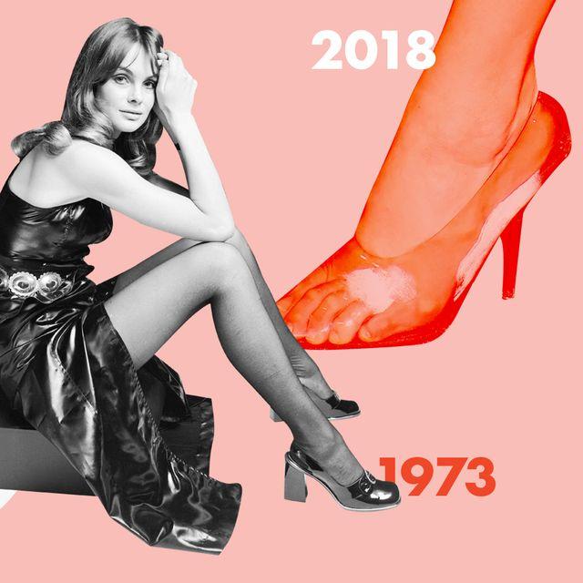 The Shoe Everyone Was Wearing Year