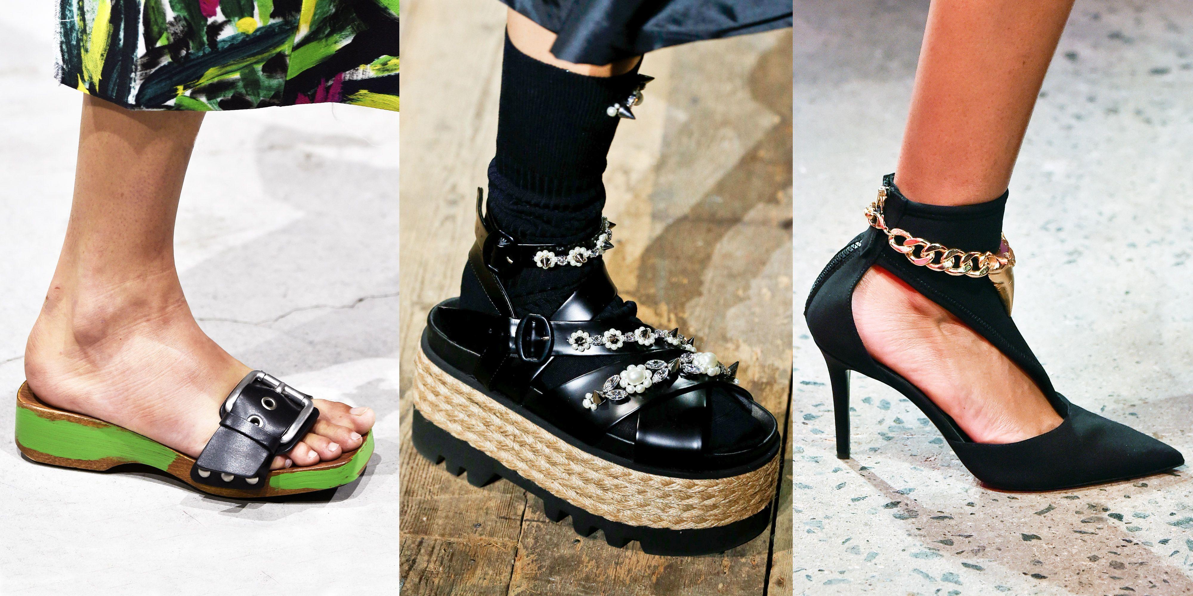The 5 Biggest Shoe Trends of Summer 2020
