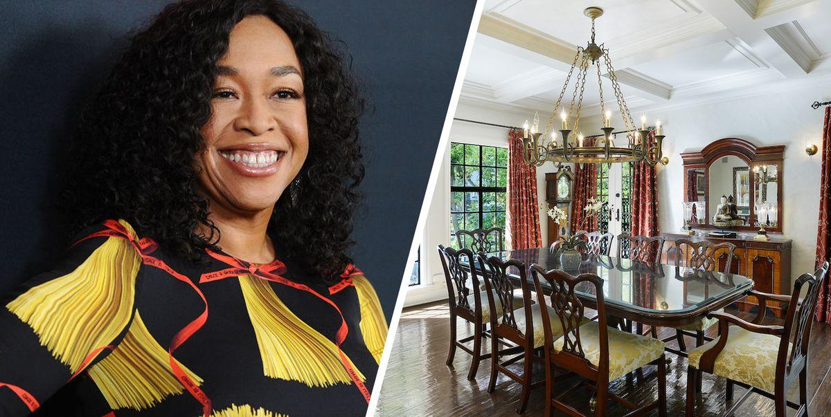 Shonda Rhimes Buys Third Los Angeles Home In Hancock Park