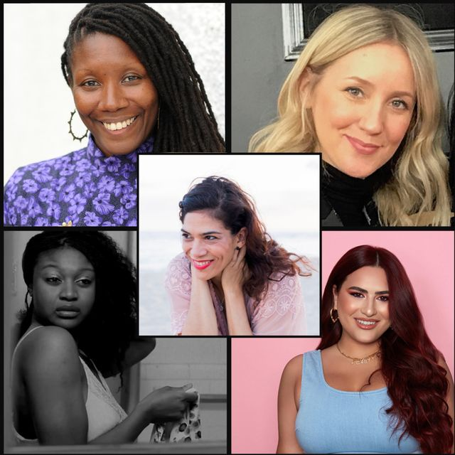 5 women who immigrated to the us laura gomez, alexandra baker, edoheart, gabriellea trujillo, nicole dennis benn