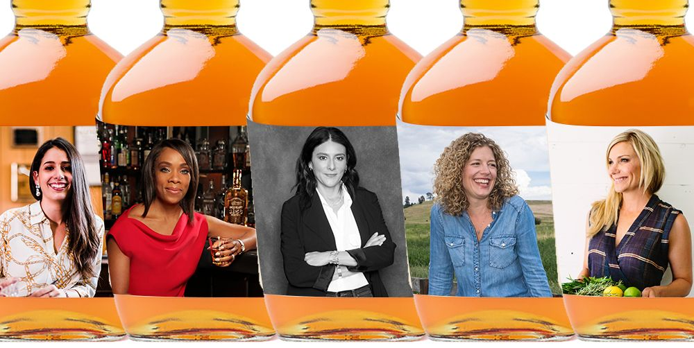 Meet Five Leading Ladies of the Spirits Industry