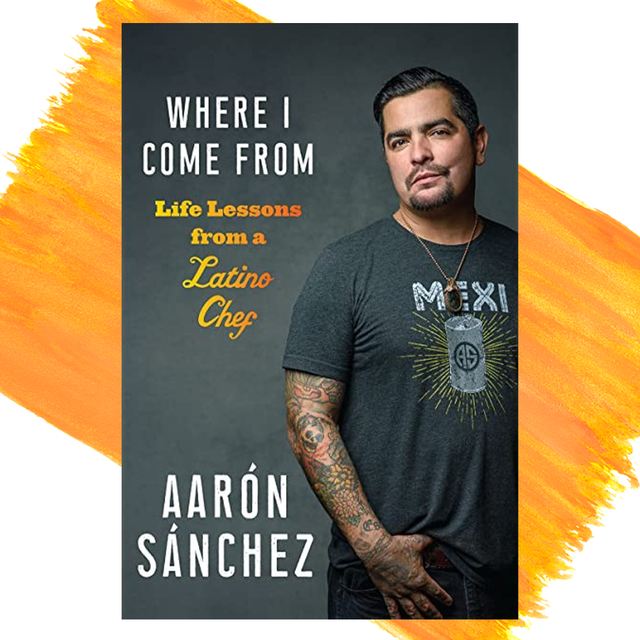 where i come from aaron sanchez