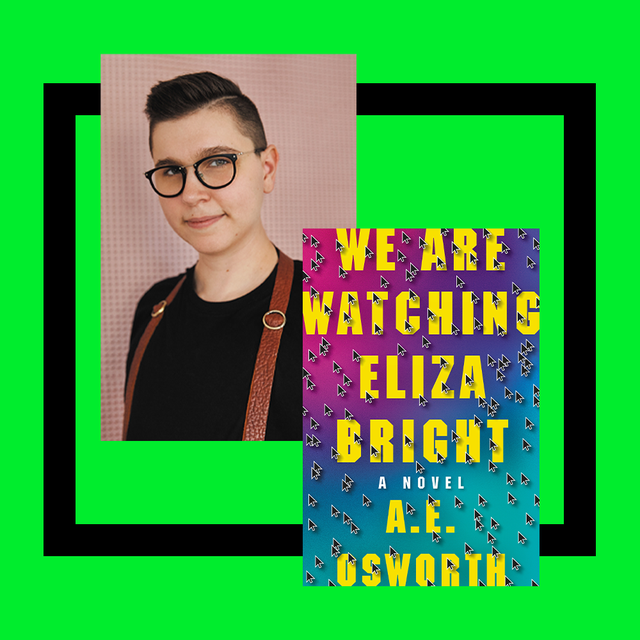 ae osowrth and new book we are watching eliza bright