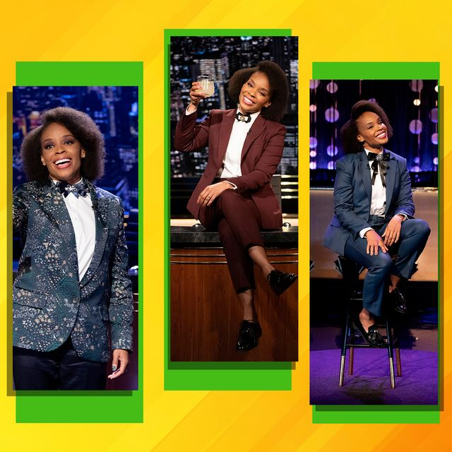 amber ruffin is ready to take over late night