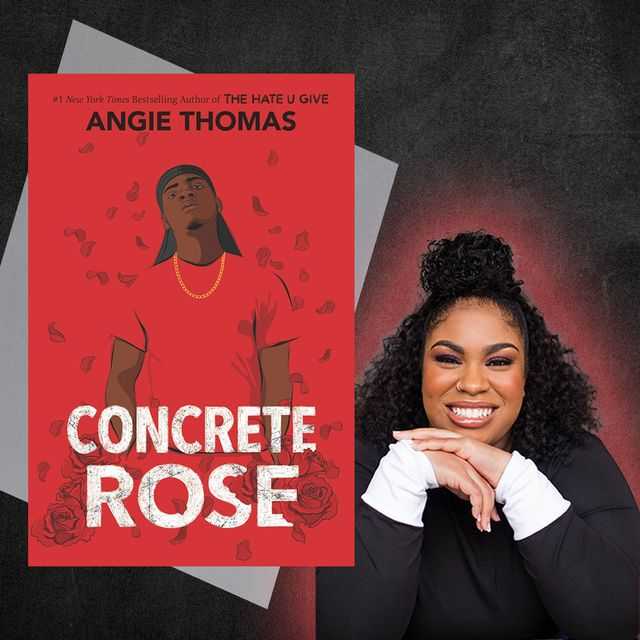angie thomas concrete rose