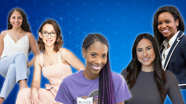 five women making stem more accessible to women and girls