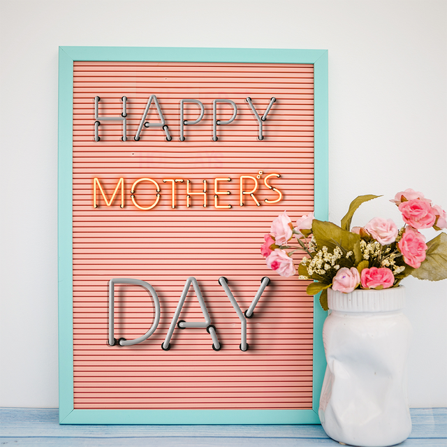 how to show mom you appreciate her on mother's day