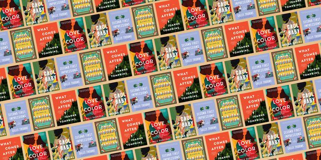 the five best books for april 2021