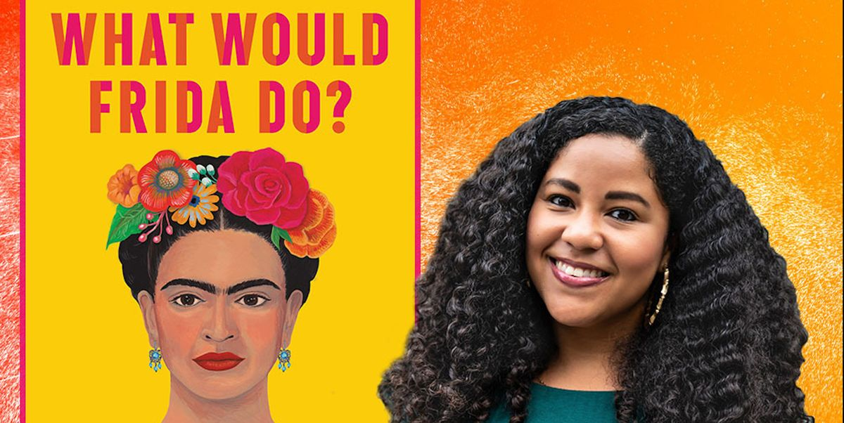 With 'What Would Frida Do' Arianna Davis Finds Inspiration In an Acclaimed Feminist Icon