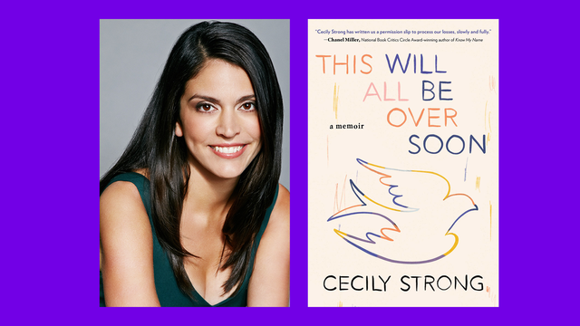 why cecily strong wrote a book for herself