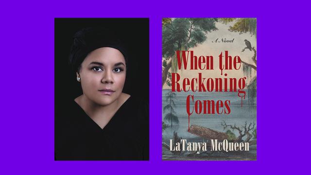 latanya mcqueen's new novel shines a light on the horror of plantation weddings