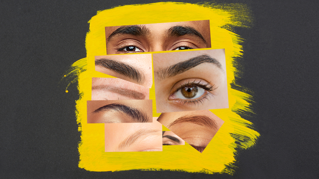 my untamed eyebrows taught me a valuable lesson about selfacceptance