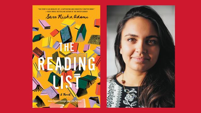 sara nisha adams' 'the reading list' and the transformative power of books