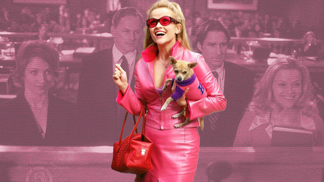 'legally blonde' and the slow demise of the fashionista feminist in film