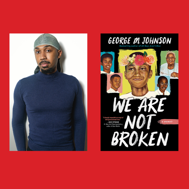 george m johnson wants you to know you're enough