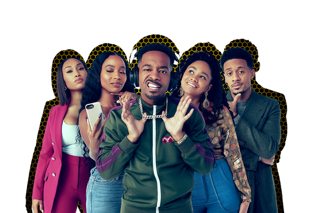 the cast of bet's bigger