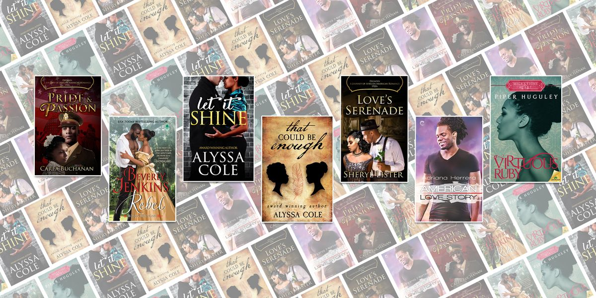 Black Romance Novels Matter Too