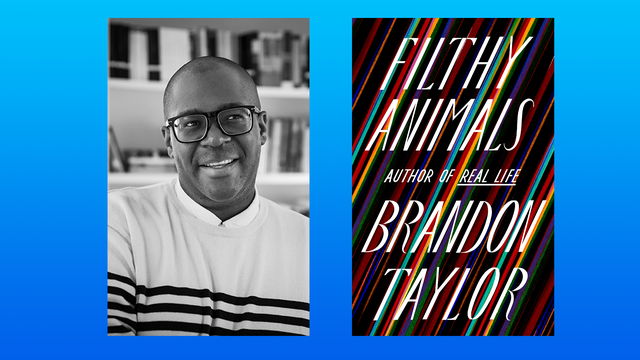 brandon taylor, author of filthy animals