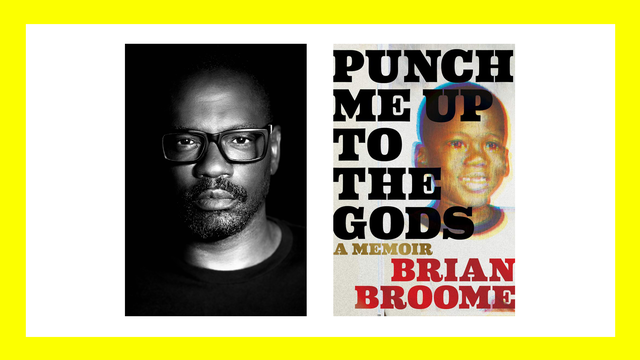 brian broome punch me up to the gods