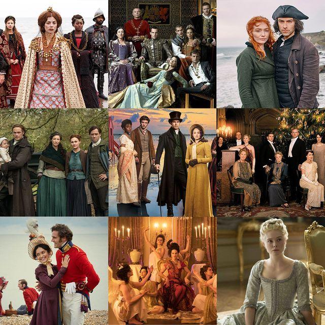 10 tv shows for fans of 'bridgerton'