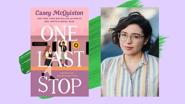 casey mcquiston, author of one last stop
