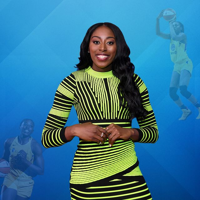 wnba star chiney ogwumike is making history on and off the court