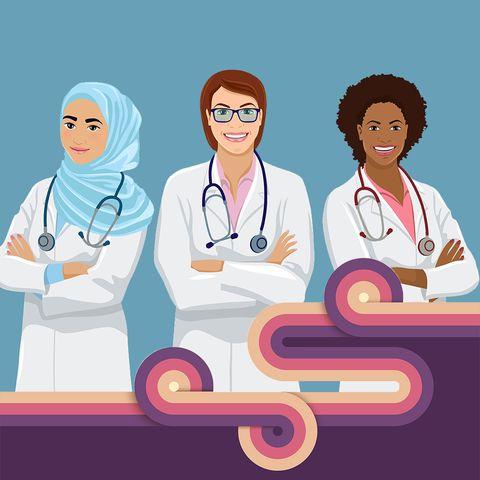 meet the women fighting the coronavirus pandemic